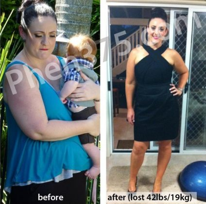 cool testimonial for phen 375 rachel before after