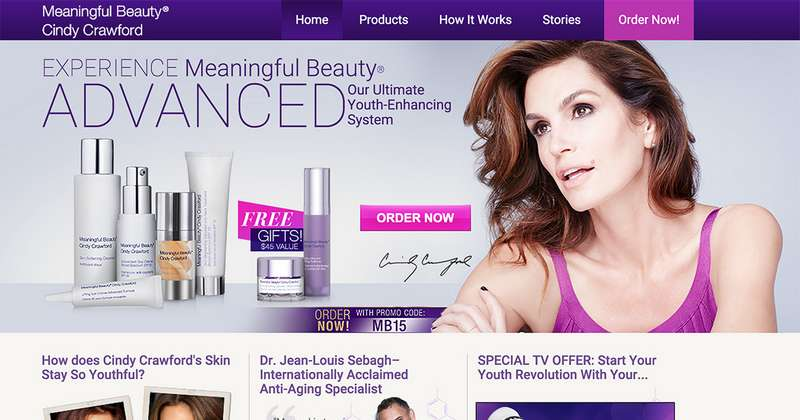 where to buy Meaningful Beauty