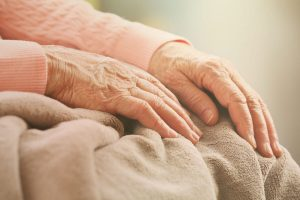 anti-aging hands care