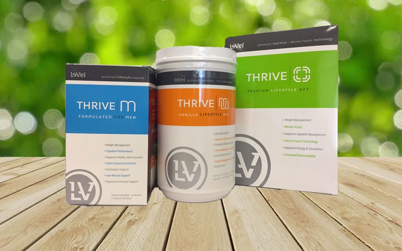 LeVel Thrive Patch reviews photo
