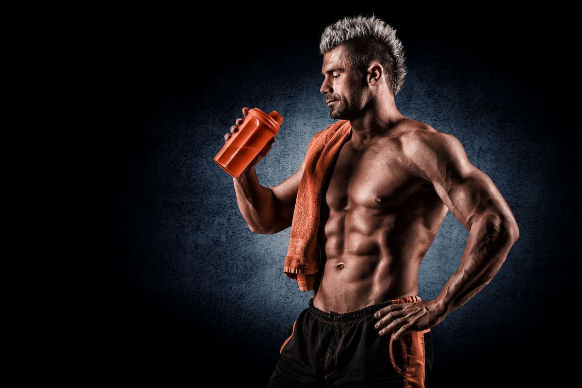 muscle building shakes