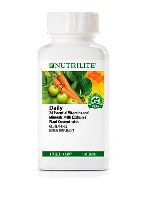 Amway Nutrilite Daily Products