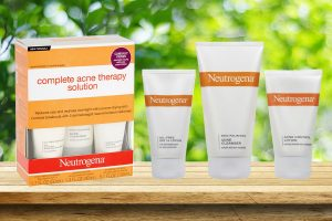 Neutrogena Complete Acne Therapy System reviews photo