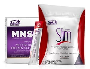 Advocare The Trim line