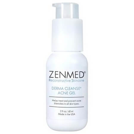 Zenmed Derma Cleanse Acne Gel