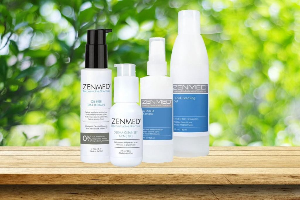 zenmed acne reviews